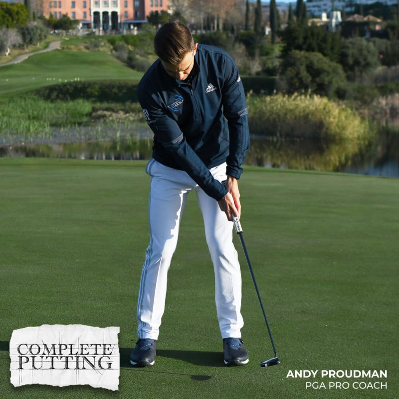 Me and My Golf Complete Putting Coaching Plan Andy