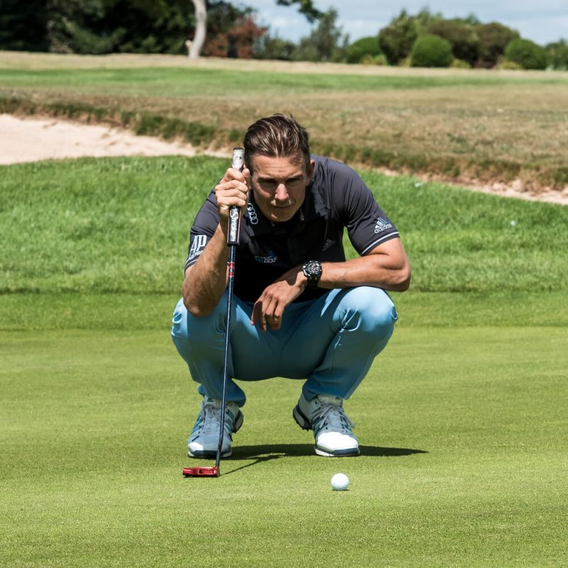 Me and My Golf Complete Putting Coaching Plan Green Reading