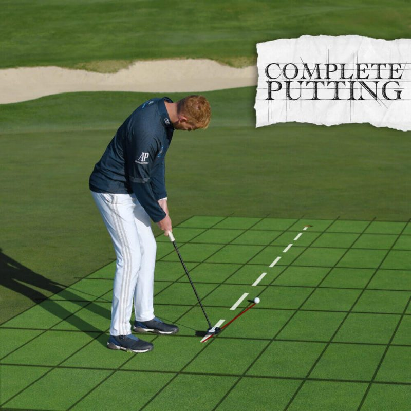 Me and My Golf Complete Putting Coaching Plan Slope