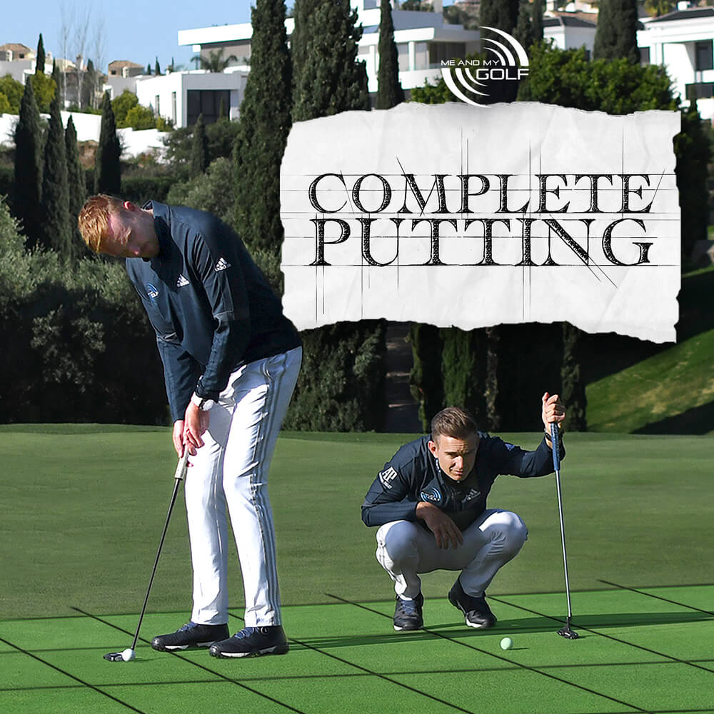 Me and My Golf Complete Putting Coaching Plan