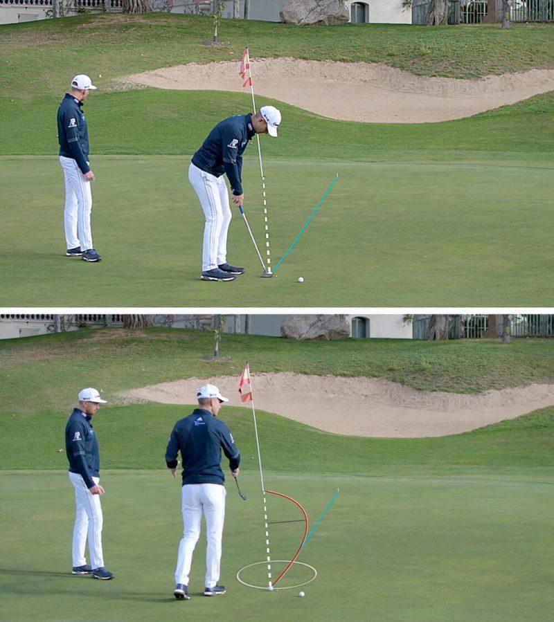 Me and My Golf Golf Coaching Plan Putting