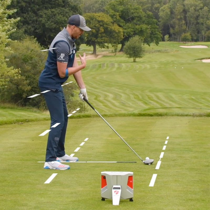 Me and My Golf Total Driving Coaching Plan Alignment