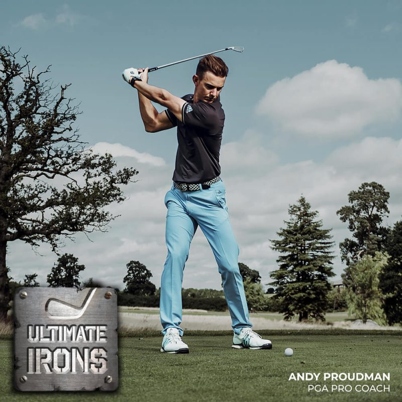 Me and My Golf Ultimate Irons Coaching Plan Andy