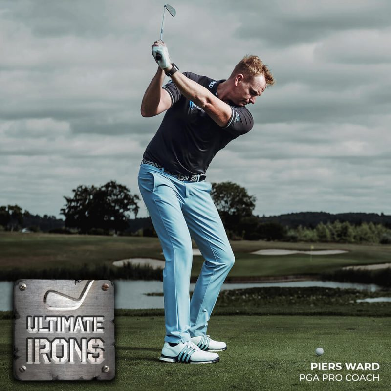 Me and My Golf Ultimate Irons Coaching Plan Piers