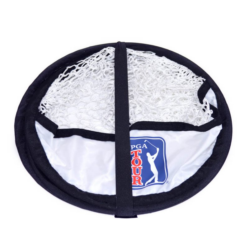 PGA TOUR Popup Chipping Net Closed