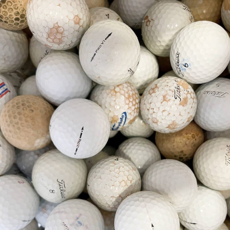 Used Pro V1 Golf Balls