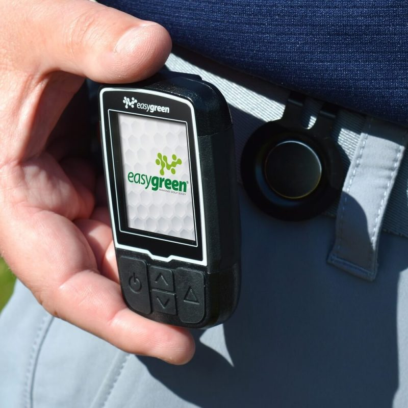Easygreen Handheld GPS Device Magnetic Clip