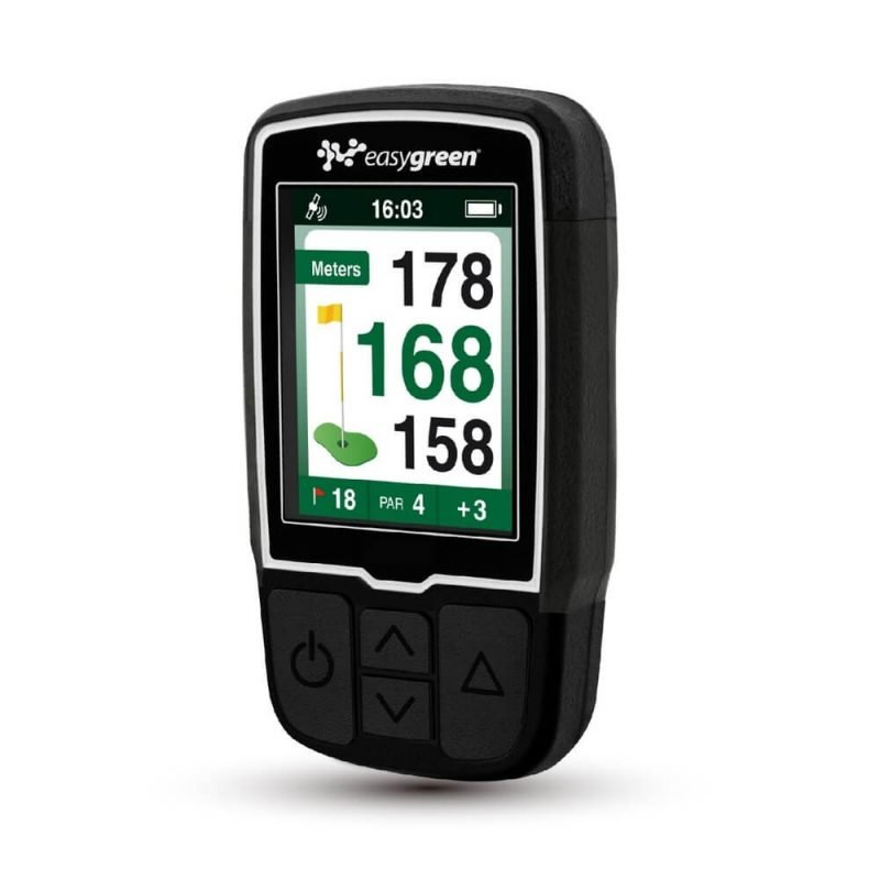 Easygreen Handheld GPS Device Side Right