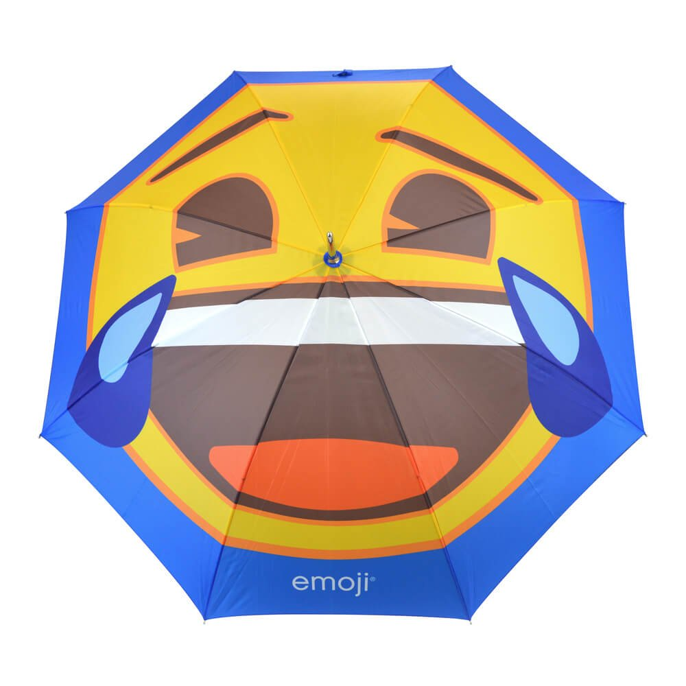 Emoji Crying with Laughter Umbrella Top