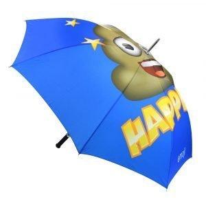 Emoji Poop Happens Umbrella