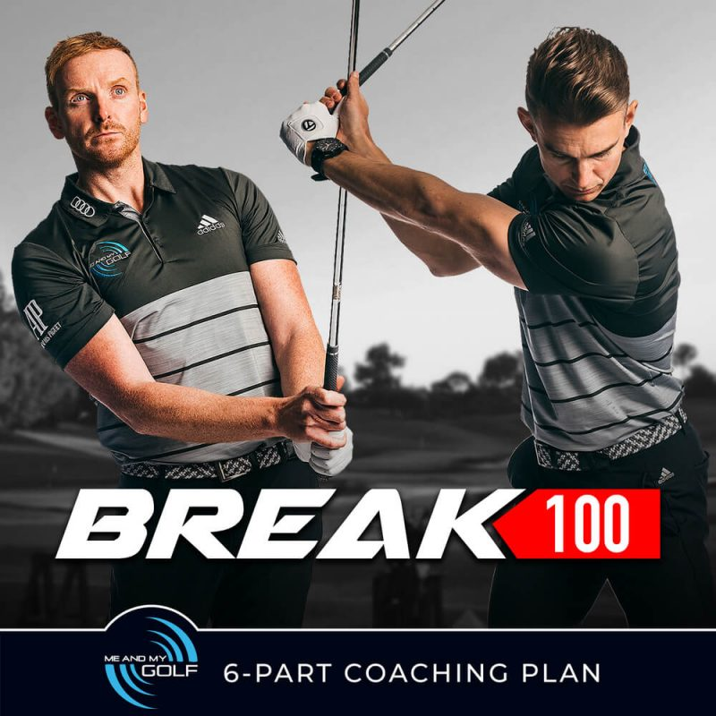 Me and My Golf Break 100 Online Golf Lesson