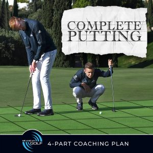 Me and My Golf Putting Online Golf Lesson