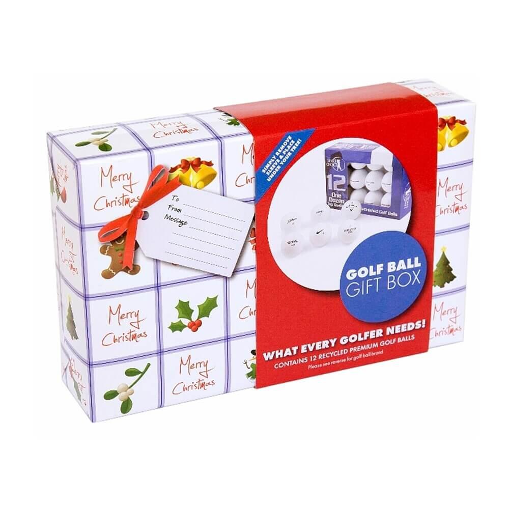 Christmas 12 Pack Packaging