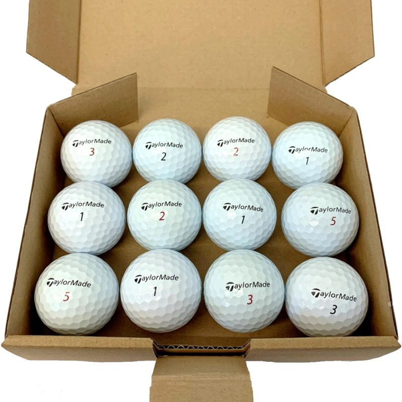 TaylorMade 12 Pack Open